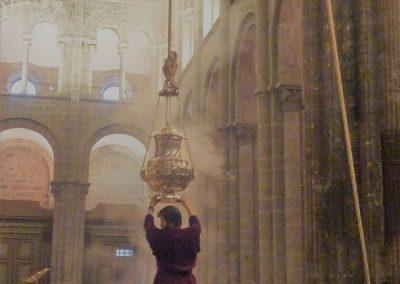 Botafumeiro, Cathedral Santiago