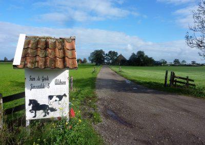 Jabikspaad Go Camino Friesland