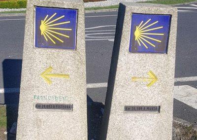 Camino Finisterre