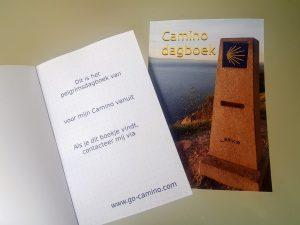 Camino dagboek