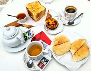 Hoe bestel ik ontbijt op de Camino Portugués?